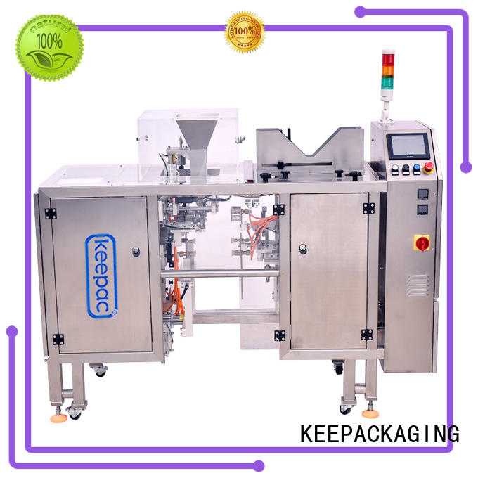 adjustable small food packaging machine different sized customized for food