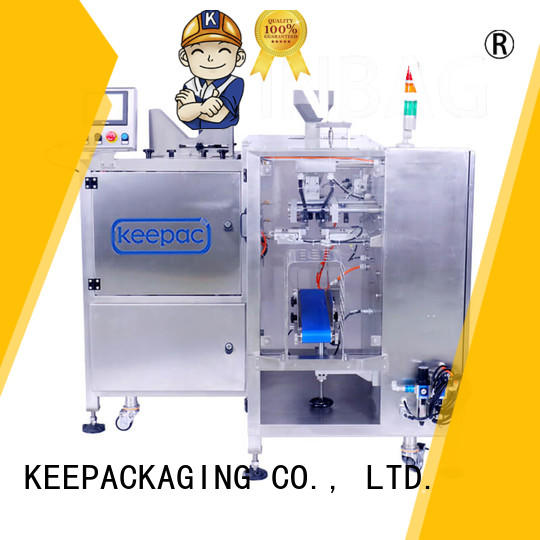 Keepac adjustable potato packing machine different sized for food