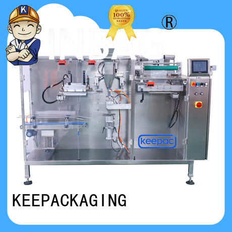 Keepac safe new packaging machine factory for commodity