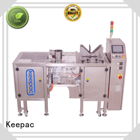 mini doypack machine factory direct for beverage Keepac