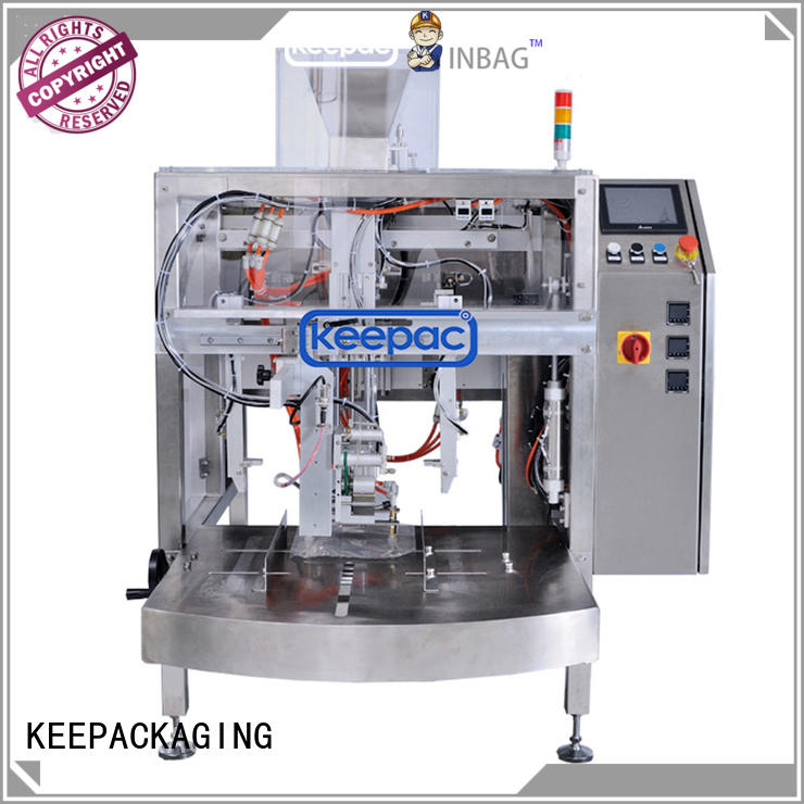 efficient automatic grain packing machine stainless steel 304 factory direct for food