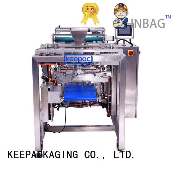 Keepac cost-effective auto packaging machine factory direct for zipper bag