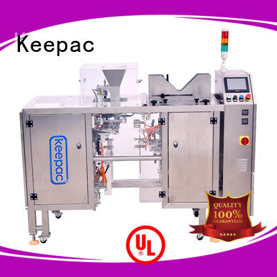 Keepac mini automatic grain packing machine for business for food
