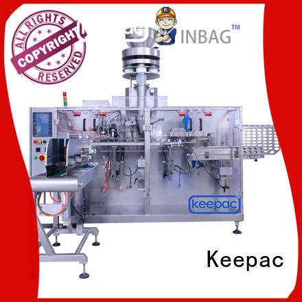 Keepac High-quality automatic tea packing machine company for commodity