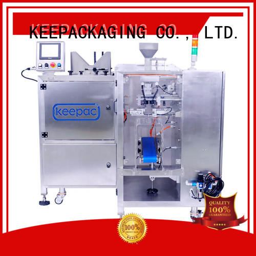 Keepac different sized doypack machine Suppliers for food