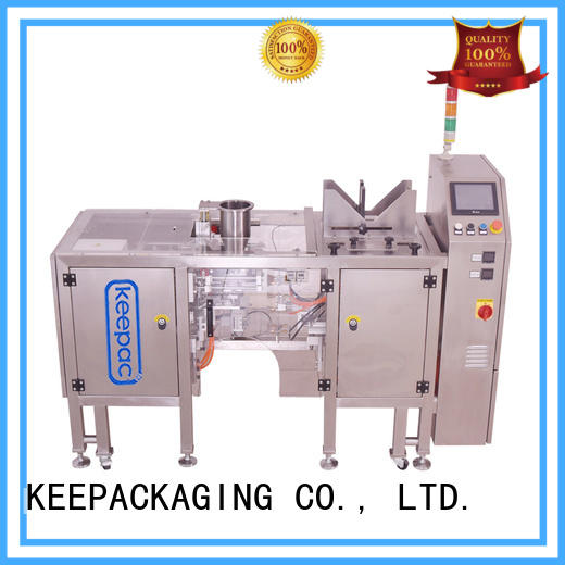 adjustable small food packaging machine different sized manufacturing for beverage