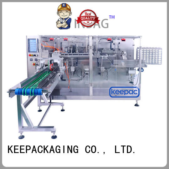 Custom dry food packing machine pouch factory for beverage