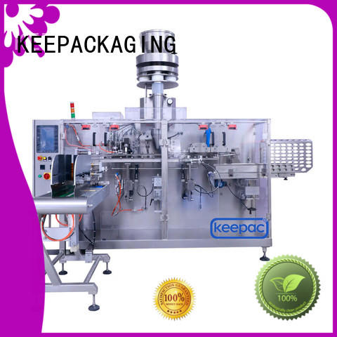 Keepac spout automatic chips packing machine Supply for food