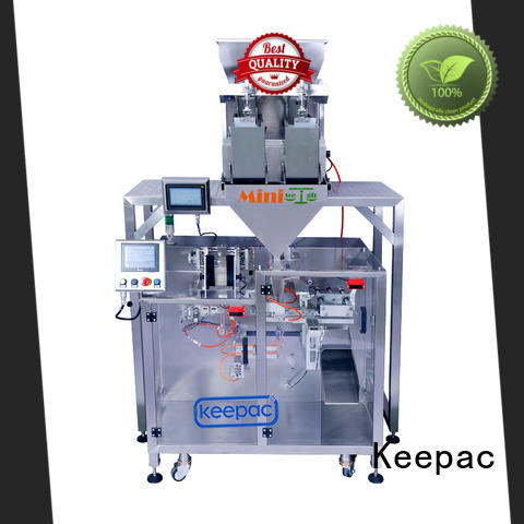 Keepac professional horizontal form fill seal machine wholesale for food