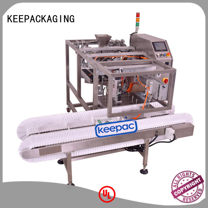 Keepac multi bag format doypack machine factory for food