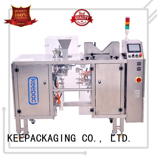 Keepac professional grain packing machine wholesale for beverage