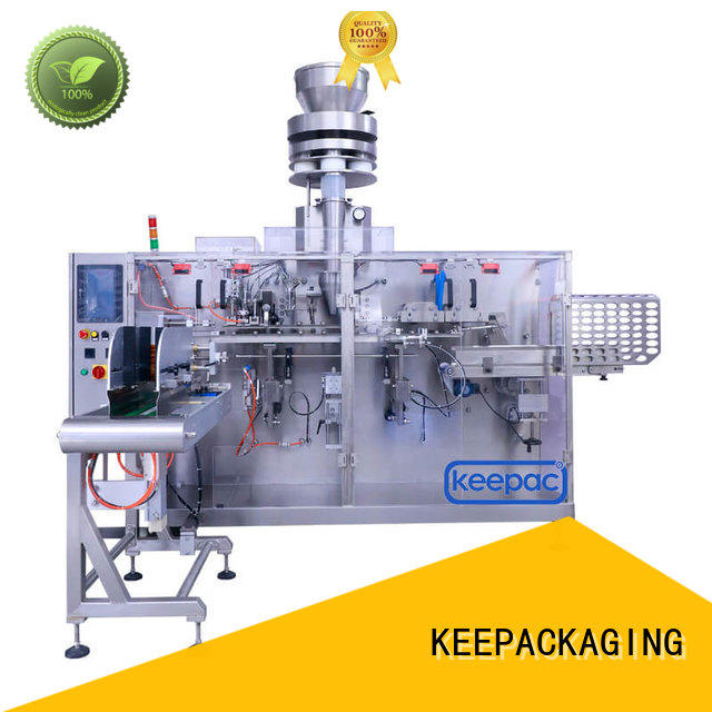 Keepac high quality automatic chips packing machine manufacturer for commodity