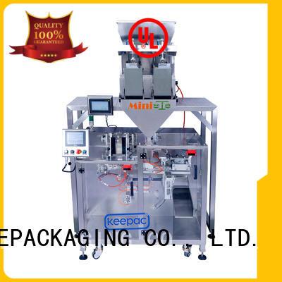 efficient pick fill seal machine linear supplier for zipper bag