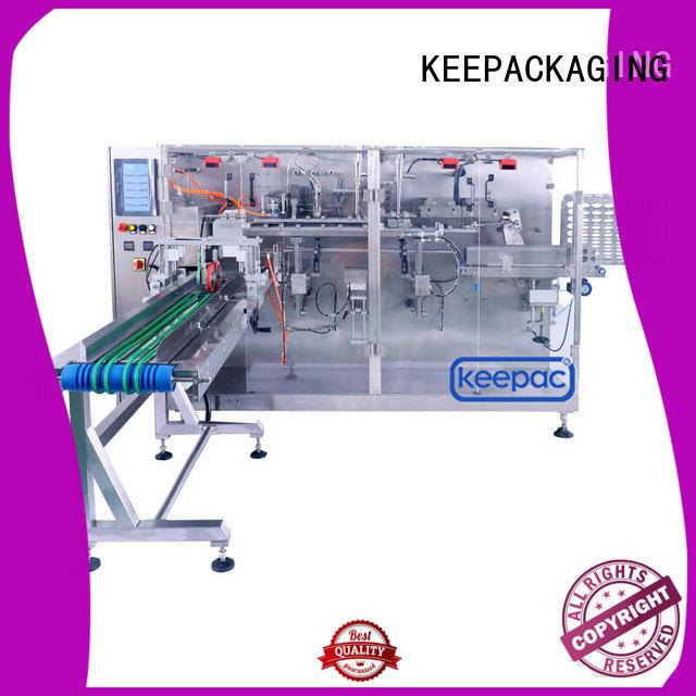 quality automatic OEM horizontal packing machine Keepac