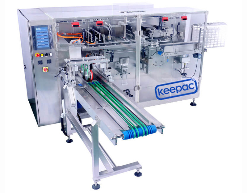 Keepac linear horizontal packing machine for business for beverage-1