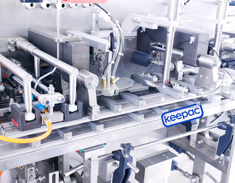 Keepac linear horizontal packing machine for business for beverage-2