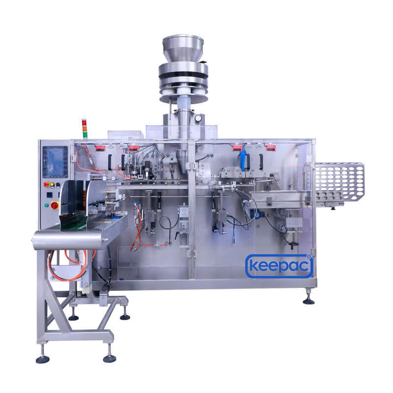 High quality Linear Doypack Machine + Volume Cup Filler