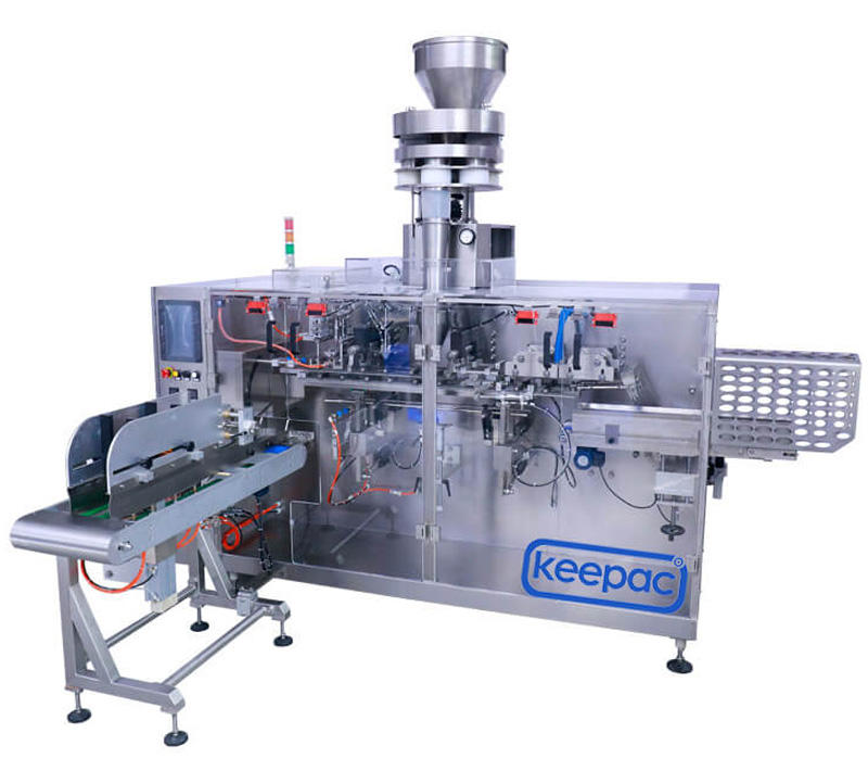 Keepac high quality low cost packing machine easy adjustable