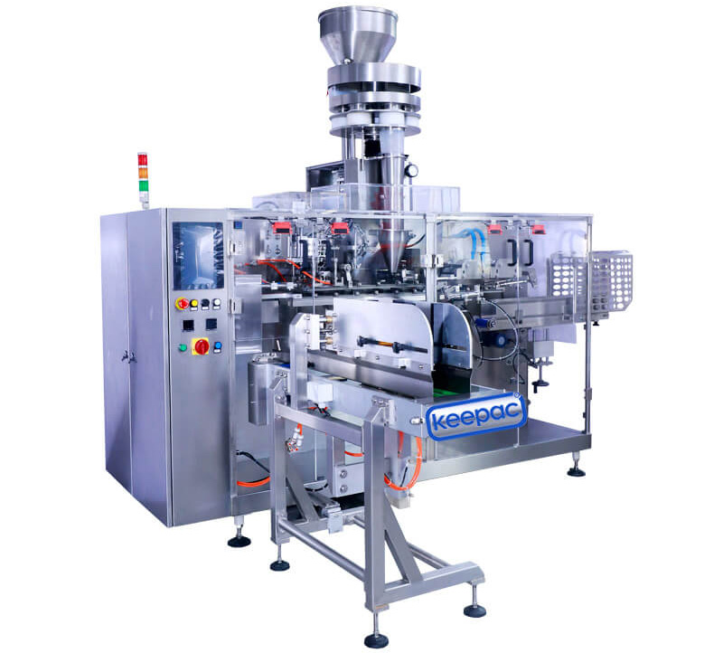 Top industrial packaging machines staight flow design factory for food-3