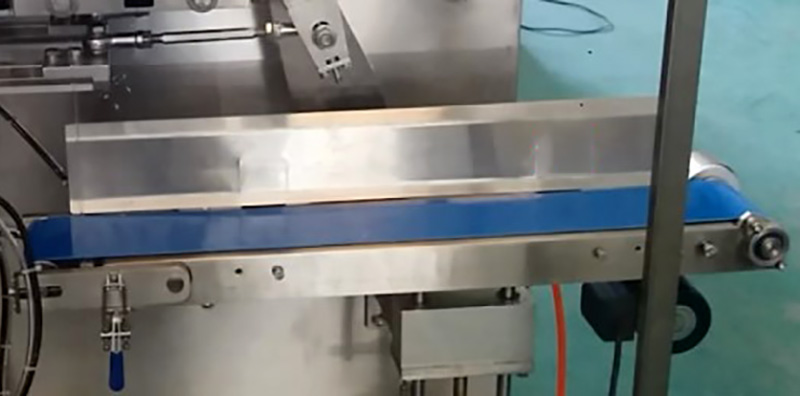 Top industrial packaging machines staight flow design factory for food-7