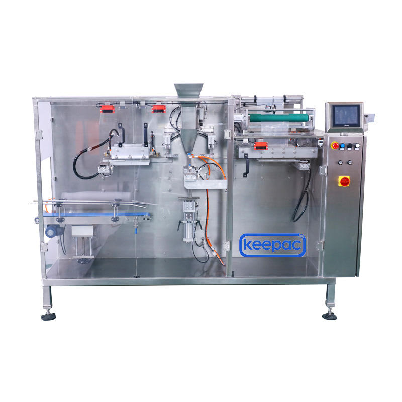 Automatic Horizontal Linear Tube bagger machine