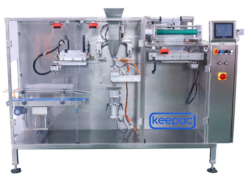 Keepac New horizontal packaging machine for business for beverage-2