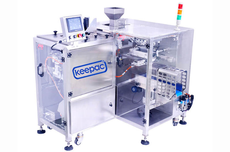 Keepac automatic doypack machine wholesale for pre-openned zipper pouch