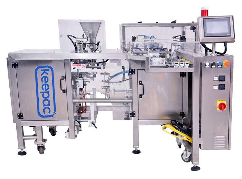 Keepac New snack food packaging machine for business for beverage-2
