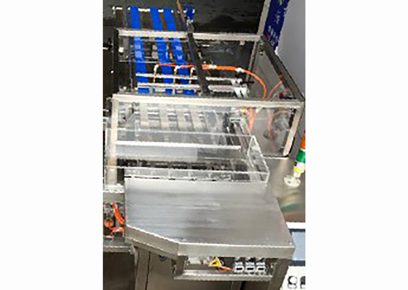 Keepac different sized chips packaging machine customized for food