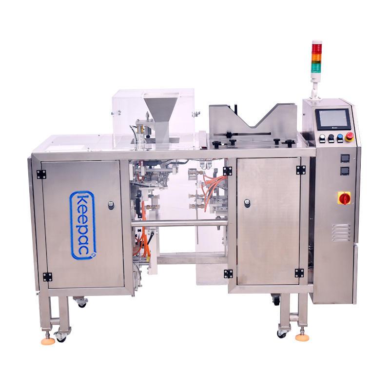 Mini Doypack Model MDP-LG Powder Packing Machine