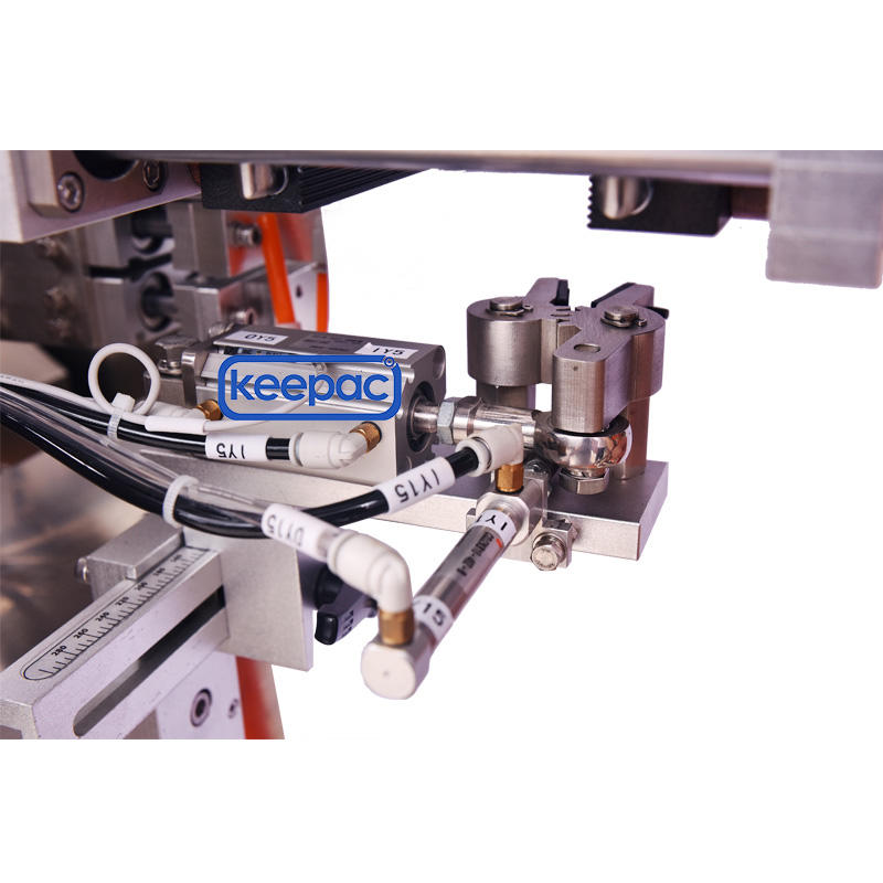 Mini Doypack Model MDP-LG Powder Packing Machine