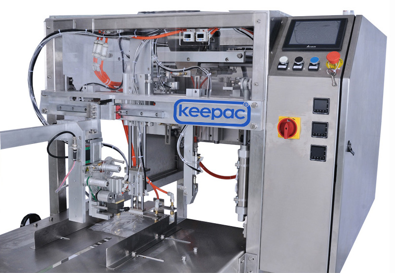 Keepac stainless steel 304 snack food packaging machine factory for beverage-3