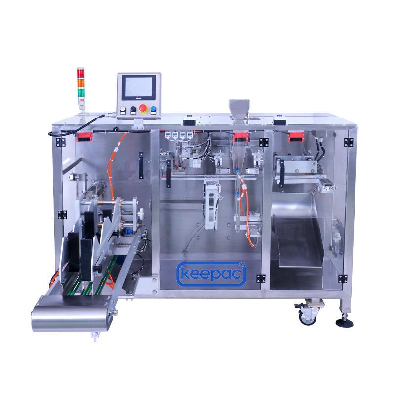 Fully automatic Servo Mini Linear Machine