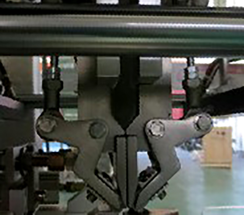 Keepac duplex horizontal form fill seal machine design for zipper bag-18