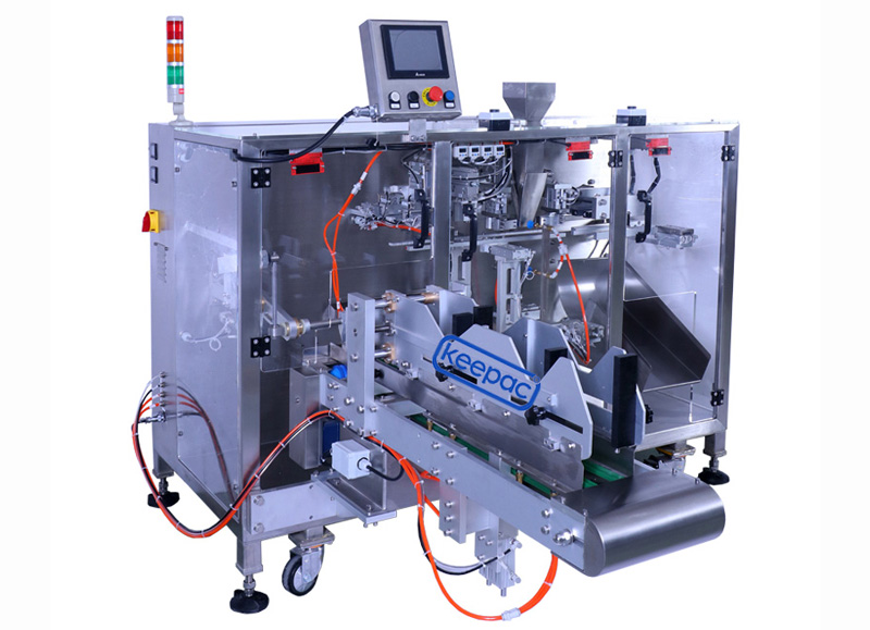 Keepac duplex powder pouch packing machine for business for zipper bag-3
