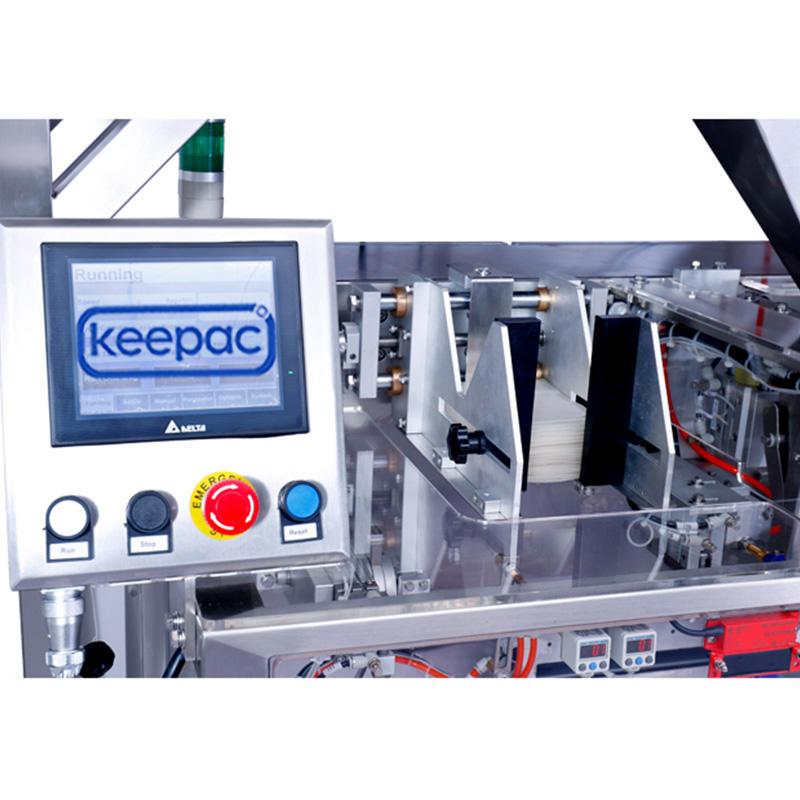 Servo Mini Linear + Miniweigh Duplex 2H3L packing machine