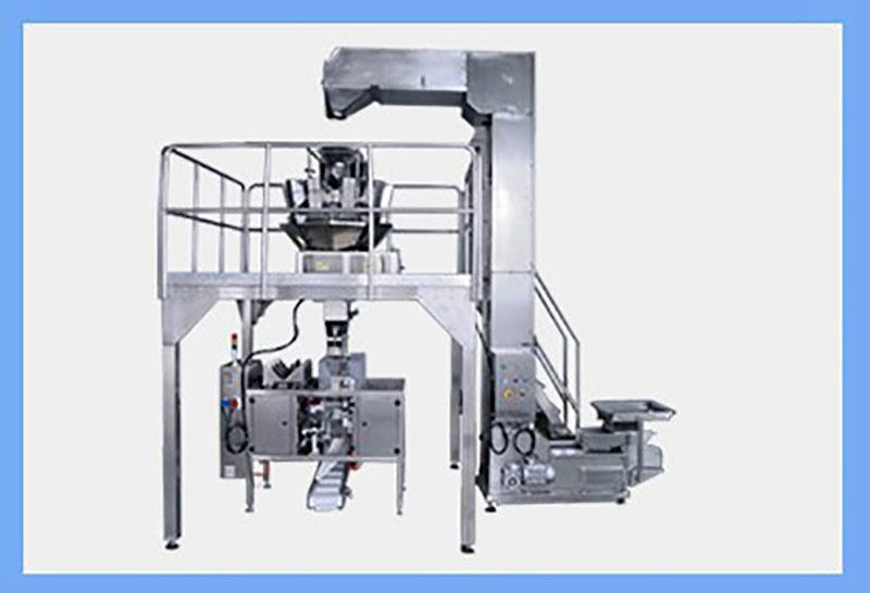 Keepac Multihead Weigher + Double Head Mini Doypack Machine