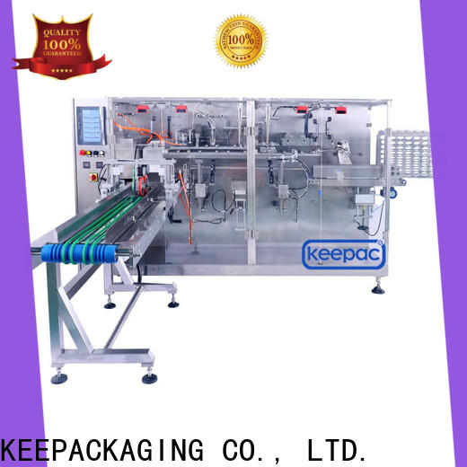 Keepac staight flow design automatic tea packing machine Suppliers for beverage