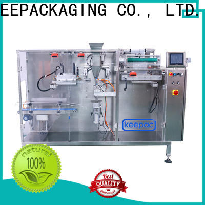 Keepac Wholesale packaging machine design factory for food