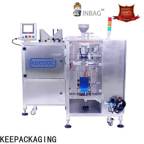 Keepac multi bag format doypack machine company for food