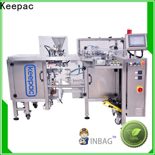 Keepac stainless steel 304 grain packing machine Suppliers for beverage