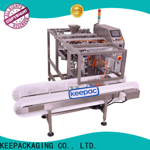 Keepac quick release food packaging machine company for food
