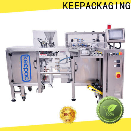 Keepac multi bag format chips packaging machine company for food
