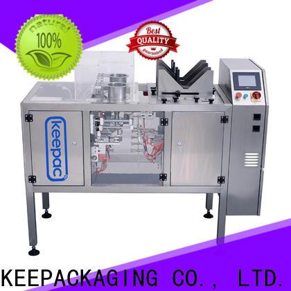 Keepac mini snack food packaging machine Supply for beverage