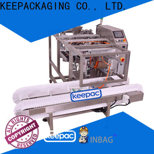 Keepac New small food packaging machine factory for beverage