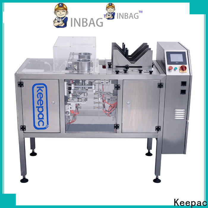 Keepac different sized grain packing machine Suppliers for beverage