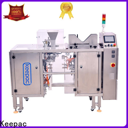 Keepac multi bag format chips packaging machine manufacturers for food