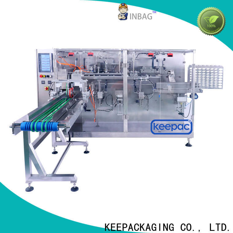 Custom packaging machine design pouch Supply for beverage