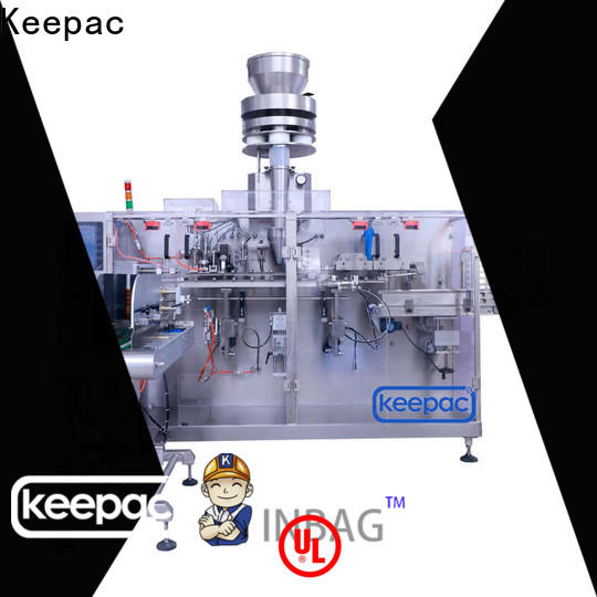 Keepac High-quality packaging machine design manufacturers for food