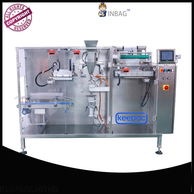 Keepac Wholesale horizontal packing machine Supply for commodity